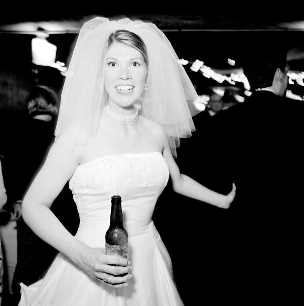 Bryllup på kro i Jylland
